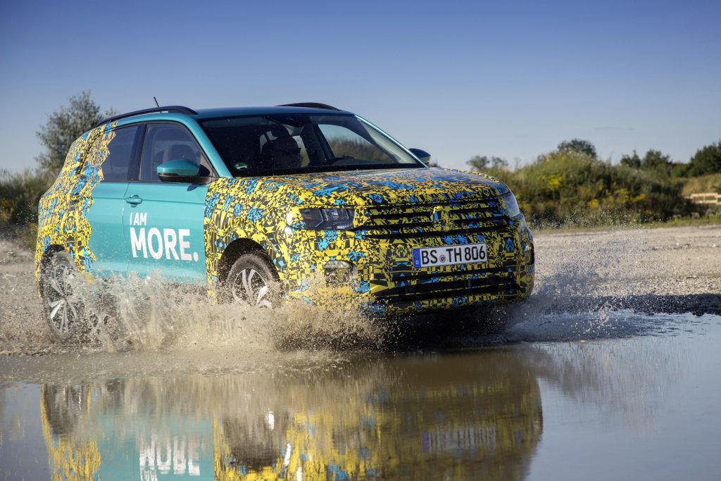 Nuova Volkswagen T-Cross: verrà prodotta nella fabbrica di Navarra