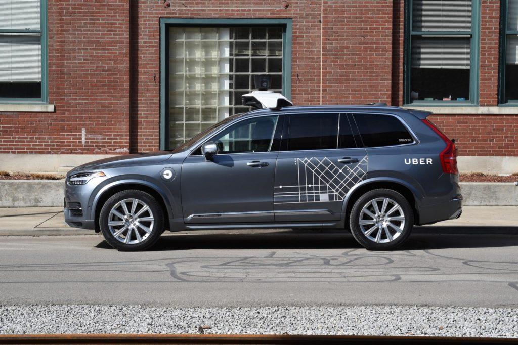 Uber e la guida autonoma: il programmma ripartirebbe da agosto 2018