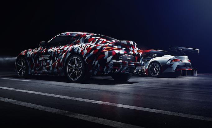Toyota Supra: a Goodwood verrà presentato il prototipo [TEASER]