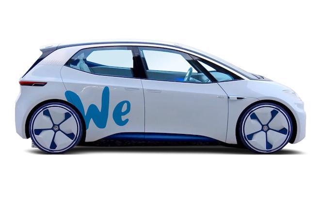 Volkswagen: in arrivo il car sharing a zero emissioni