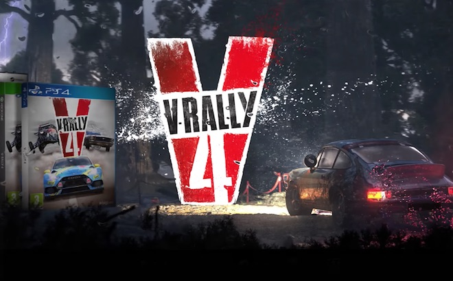 V-Rally 4: ecco le discipline Rally e Hillclimb [VIDEO]