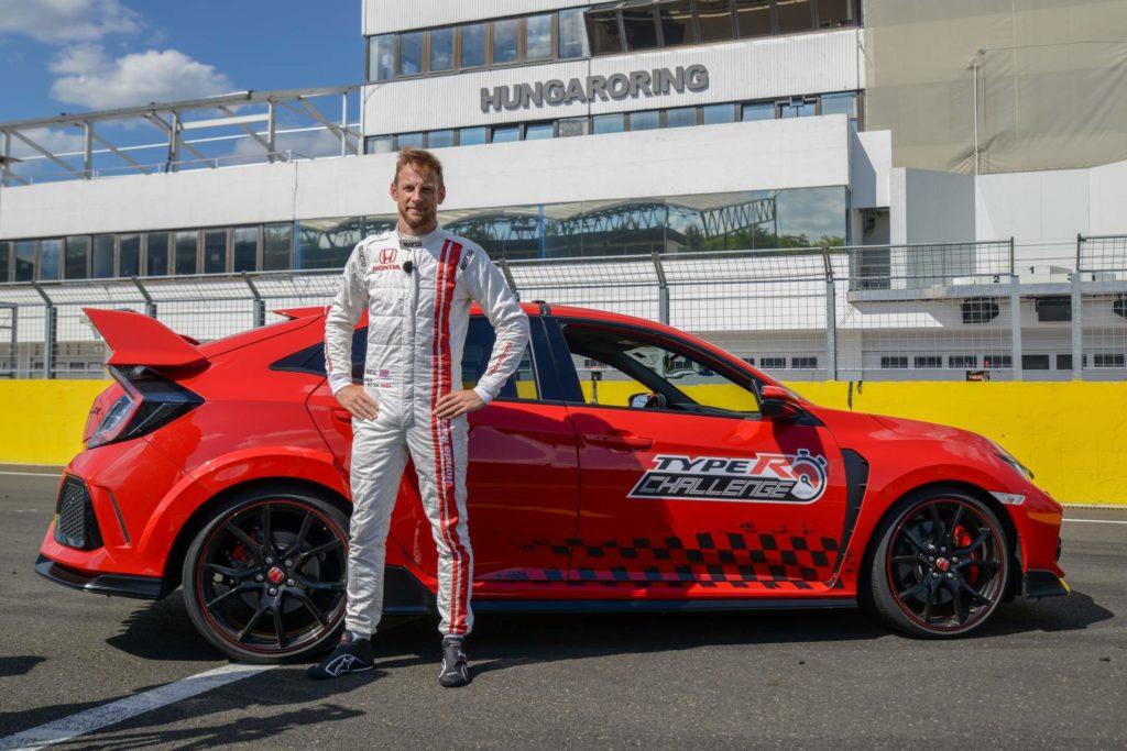 Honda Civic Type R: nuovo record all'Hungaroring