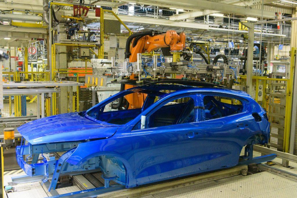 Ford: solo 5 piattaforme modulari nel prossimo futuro