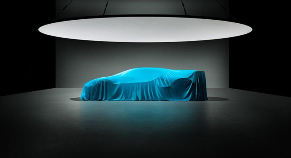 Bugatti Chiron Divo: si intravede la silhouette della nuova hypercar [TEASER]