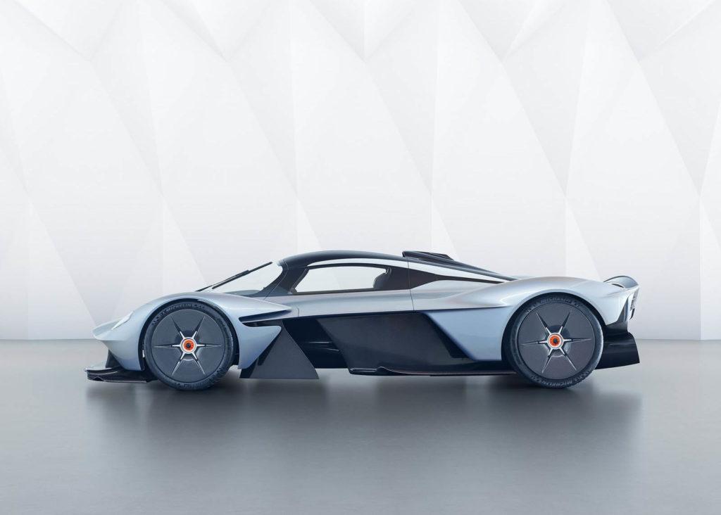 Aston Martin Valkyrie: Cosworth ha svelato che il propulsore avrà una potenza di 1.145 cv