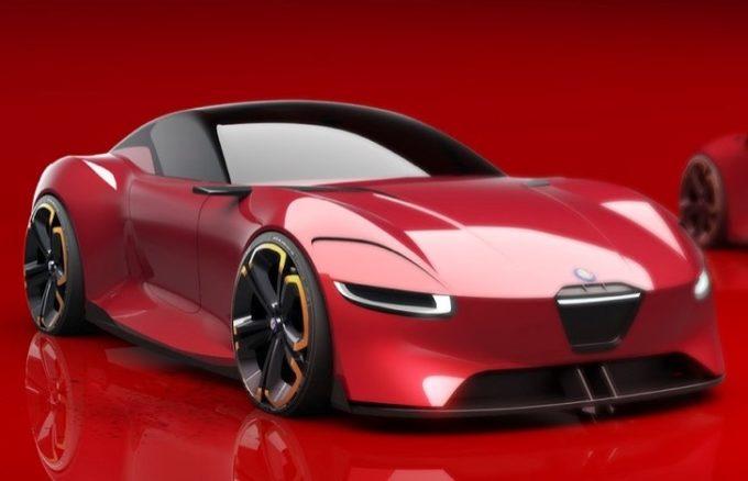 Alfa Romeo 8C, la nuova coupé sportiva potrebbe avere 800 CV ibridi