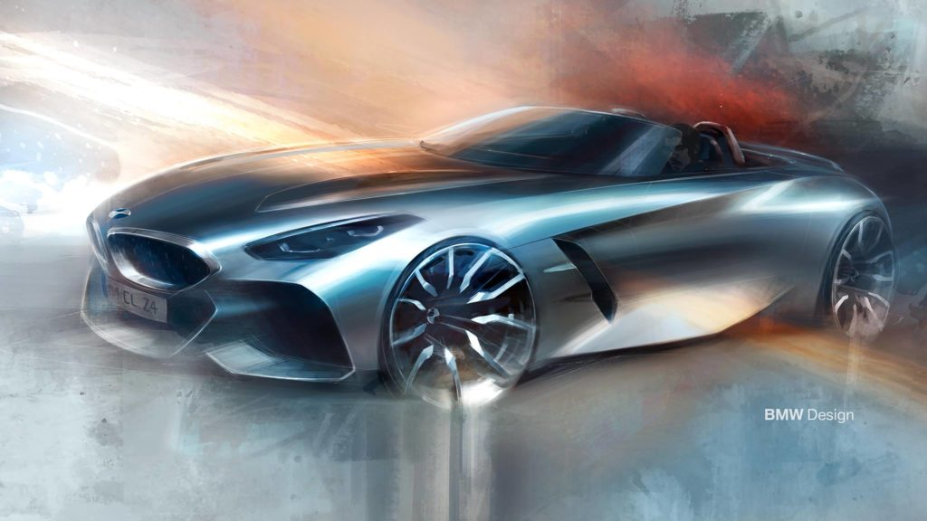 BMW Z4 First Edition: anticipazioni sulla nuova roadster bavarese [TEASER]