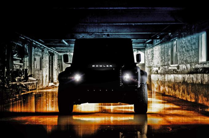 Bowler dà nuova vita al Land Rover Defender [TEASER]