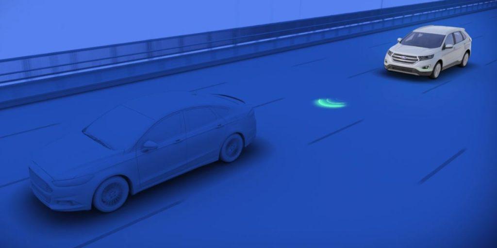 Ford: l'Adaptive Cruise Control può prevenire e ridurre le code sulle strade [VIDEO]