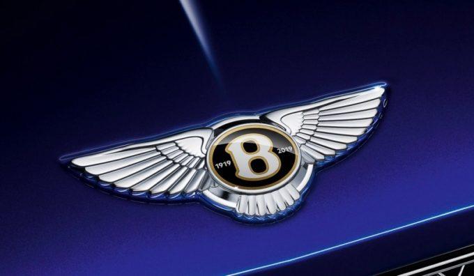 Bentley celebra il centenario con dettagli esclusivi per tutto il 2019