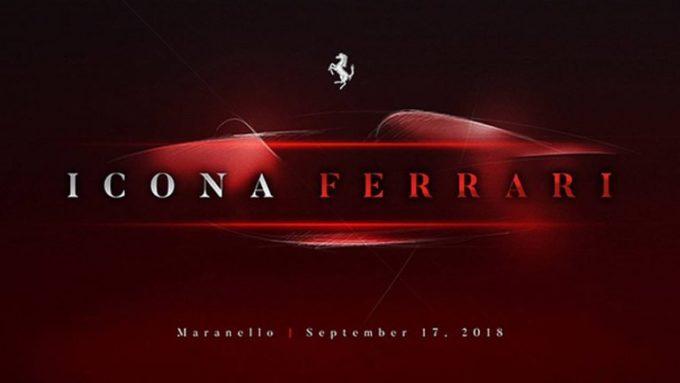 Ferrari, in arrivo una nuova supercar special che debutterà il 17 settembre [TEASER]