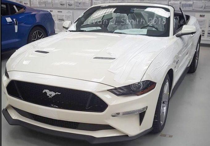 Ford Mustang: prodotti 10 milioni di esemplari