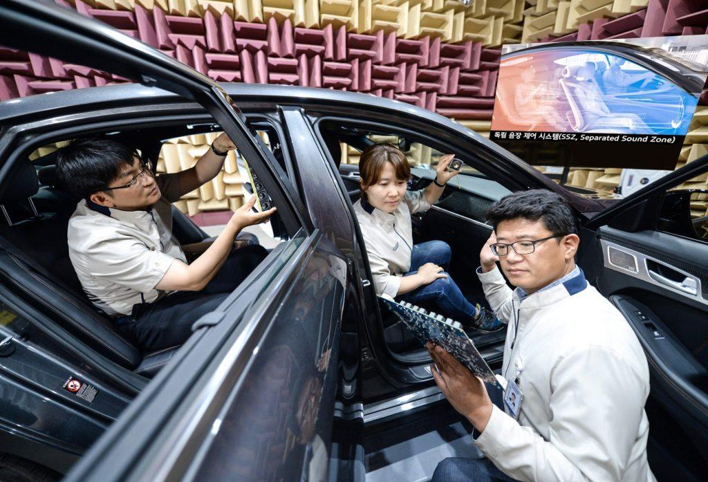 Hyundai Separated Sound Zone: l'audio diventa su misura per ogni passeggero [VIDEO]