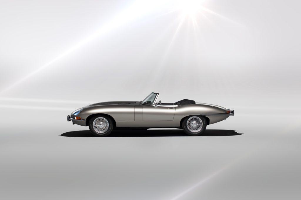 Jaguar E-type Zero: la versione elettrica verrà prodotta