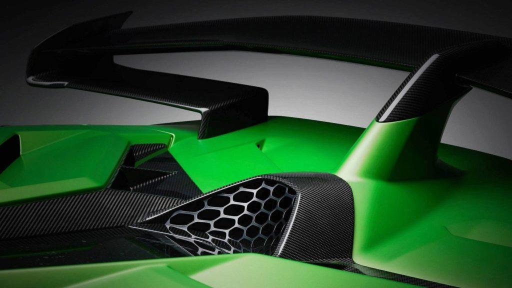 Lamborghini Aventador SVJ, nuovi dettagli prima di Pebble Beach [TEASER]