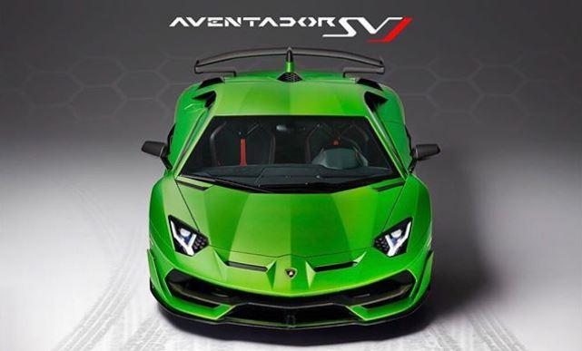 Lamborghini Aventador SVJ: prima immagine della Super Veloce Jota [FOTO LEAKED]