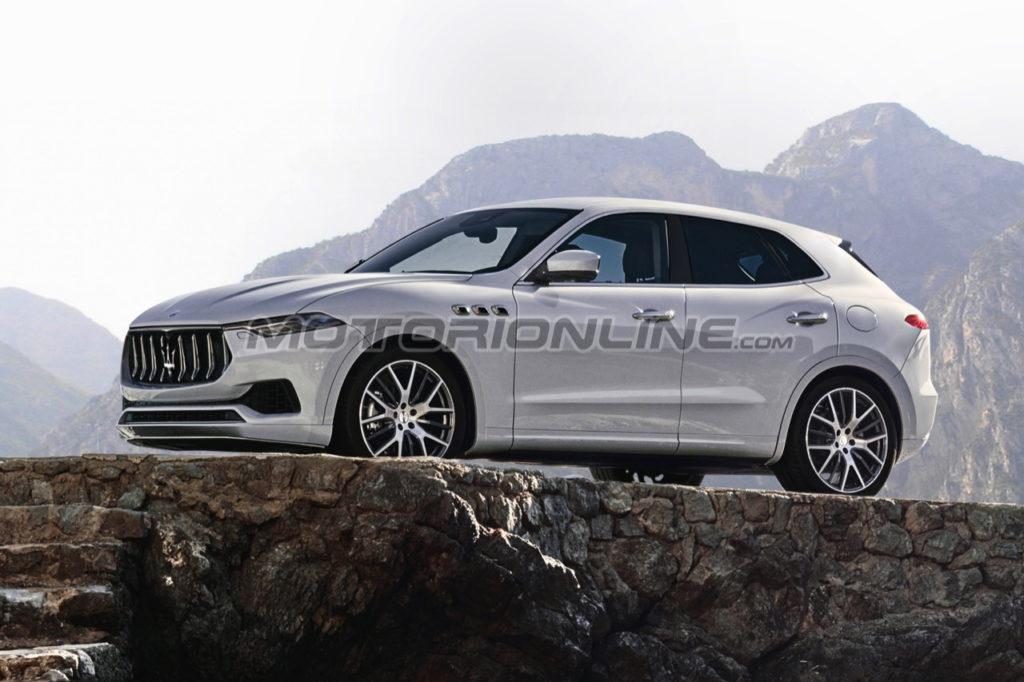 Maserati: immaginato il futuro SUV di media taglia, potrebbe avere questo aspetto? [RENDERING]