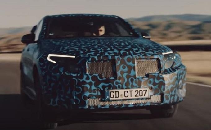 Mercedes EQC, ci siamo: completata l'ultima parte dei test [VIDEO]