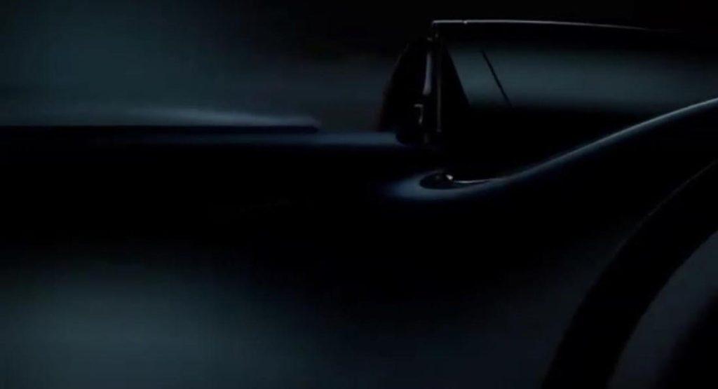 Mercedes, un nuovo TEASER del concept per Pebble Beach 2018