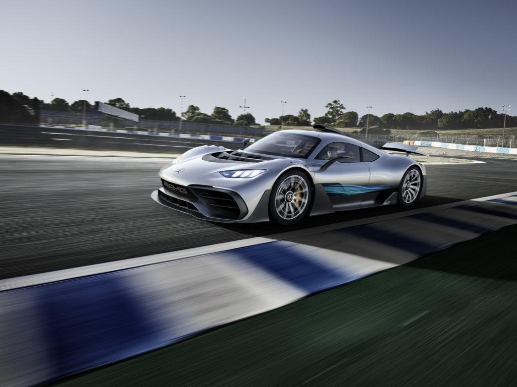 Mercedes-AMG Project One: dura la vita per gli avidi speculatori