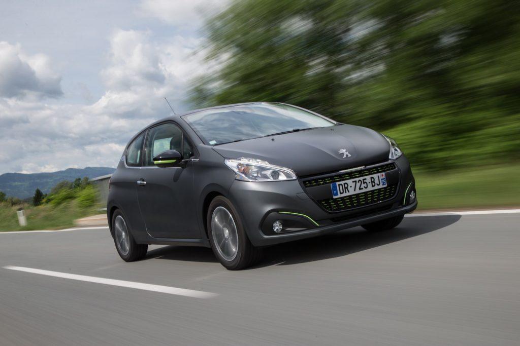 Peugeot 208: col restyling del 2019 arriverà anche la versione elettrica