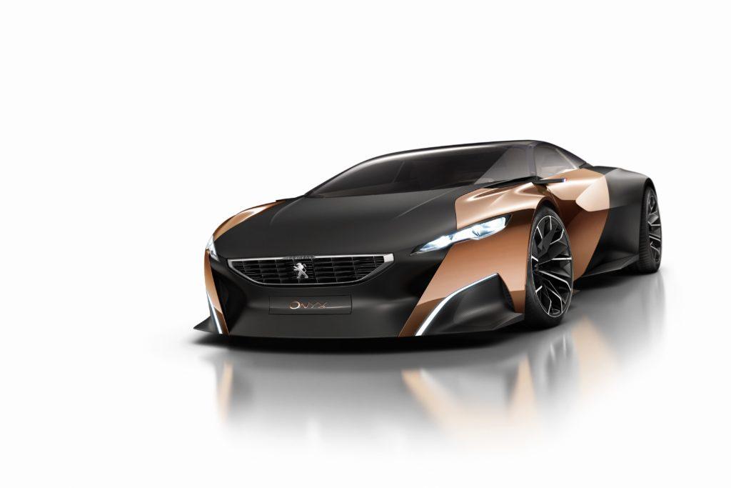 Peugeot 508, sintesi di un lustro di concept car