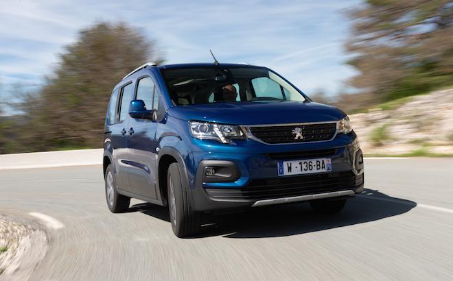 Peugeot Rifter: lo stile del multispazio del Leone