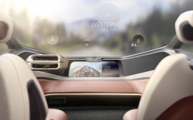 Apple: in arrivo un parabrezza con la realtà aumentata