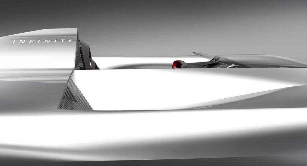 Infiniti: rilasciato il secondo teaser della concept car che debutterà a Pebble Beach 2018