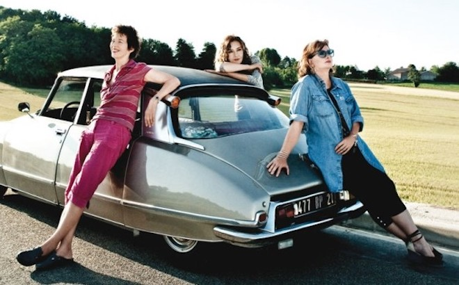 Citroen DS al cinema: oltre 1.200 pellicole e le donne in primo piano
