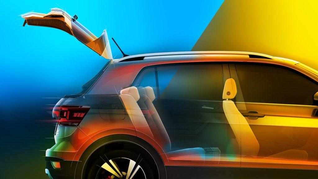 Volkswagen T-Cross: scommette su abitabilità e praticità