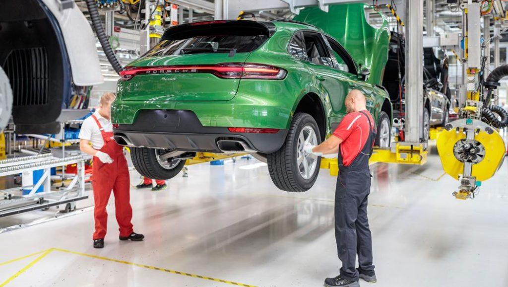 Porsche Macan: iniziata la produzione del nuovo modello