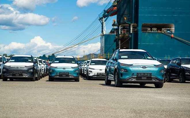 Hyundai Kona Electric: prime consegne europee in Norvegia