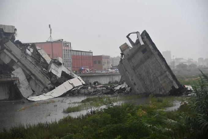 Genova, crollo ponte Morandi: il bilancio sale a 35 vittime
