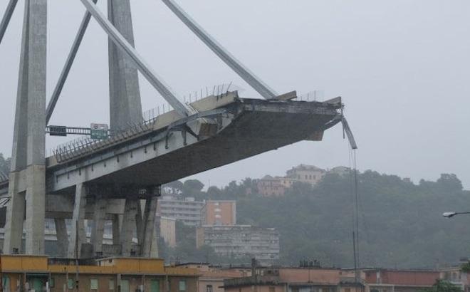 Genova, crollo ponte Morandi: modifiche alla viabilità e strade alternative
