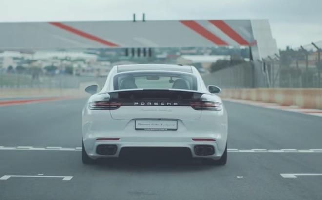 Porsche Panamera Turbo S E-Hybrid: sei record in sei circuiti [VIDEO]