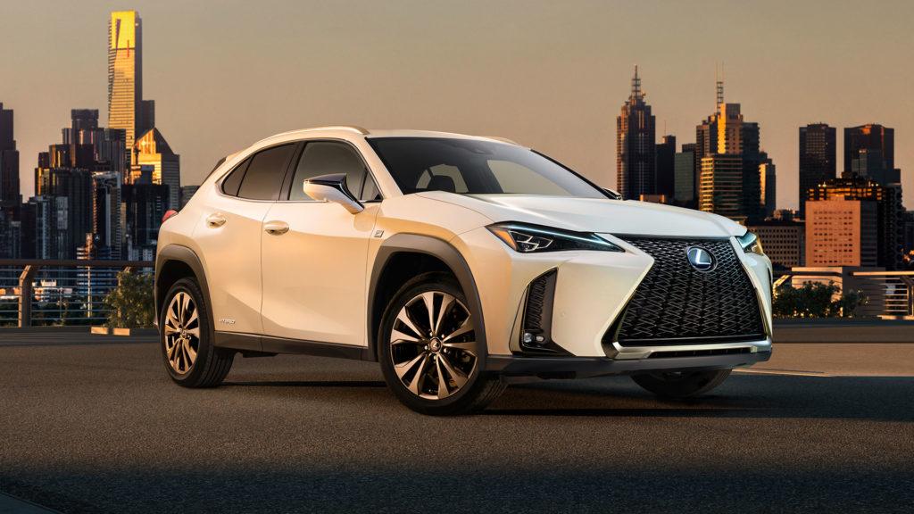 Lexus UX: inizia una nuova era per il marchio premium giapponese [VIDEO]