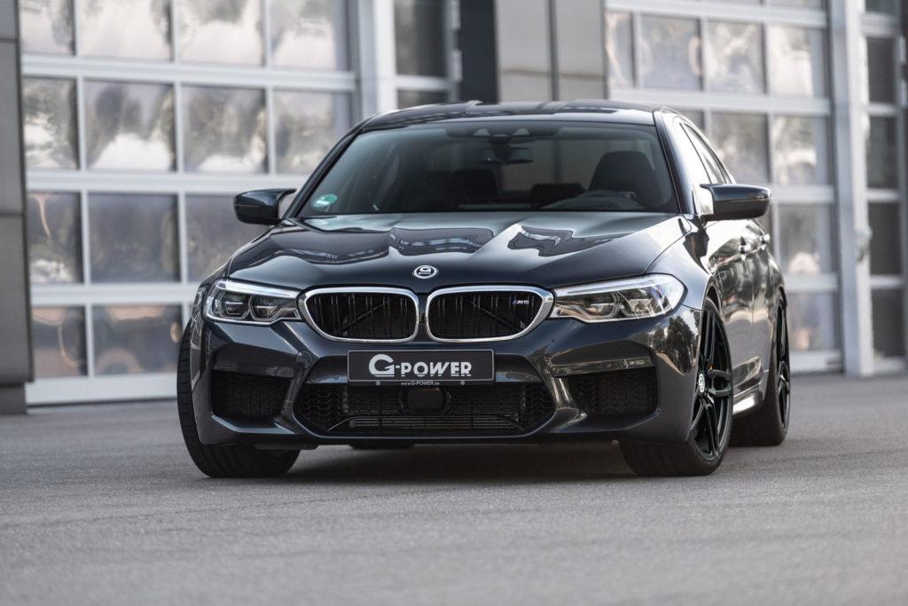 BMW M5: arriva a quota 800 cv grazie al kit G-Power