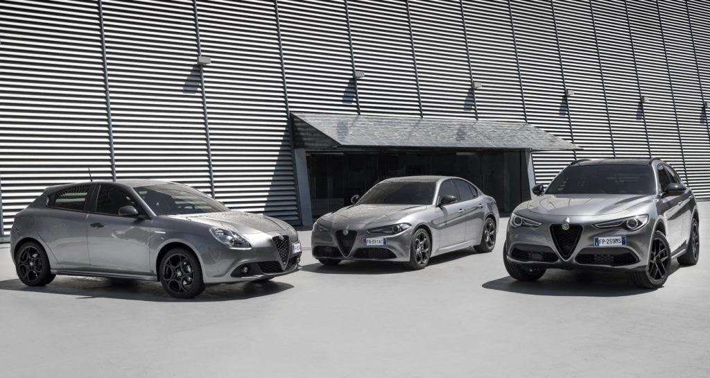 Alfa Romeo: Giulia, Stelvio e Giulietta in versione B-Tech