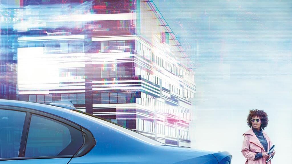 BMW Serie 3: emergono nuovi dettagli di stile del nuovo modello [TEASER]