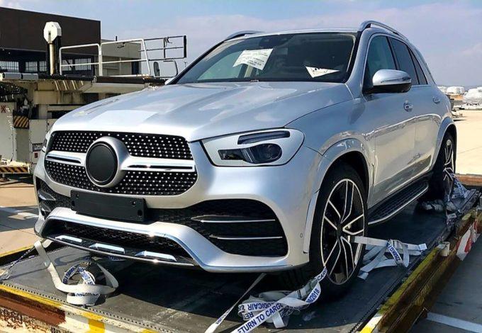 Mercedes GLE: prime immagini senza veli del nuovo SUV della Stella