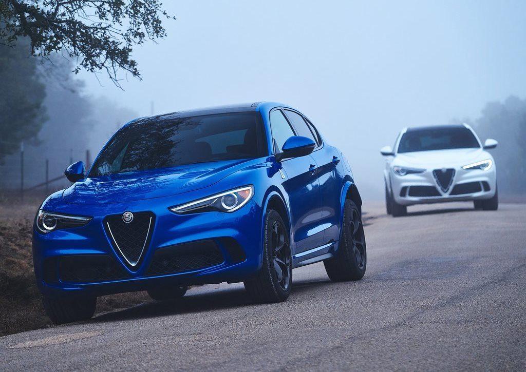 Alfa Romeo Stelvio Quadrifoglio eletto Performance SUV dell'anno agli Automotive Video Awards
