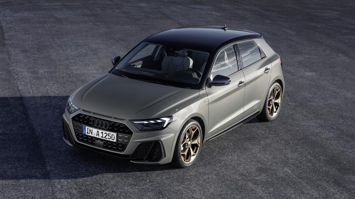 Audi A1 Sportback My 2019 Parte La Prevendita Prezzi Da 22 500