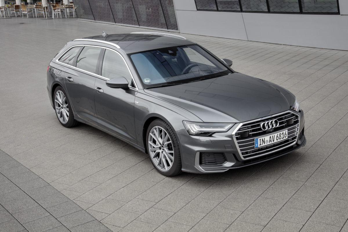 Audi A Avant X