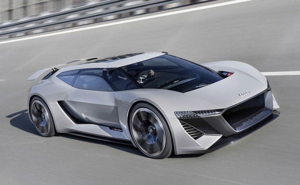 Audi R8: la terza generazione potrebbe essere totalmente elettrica e avere più di 1.000 CV