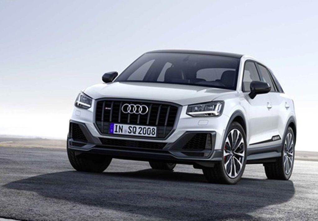 Audi SQ2, debutta al Salone di Parigi la versione sportiva del crossover