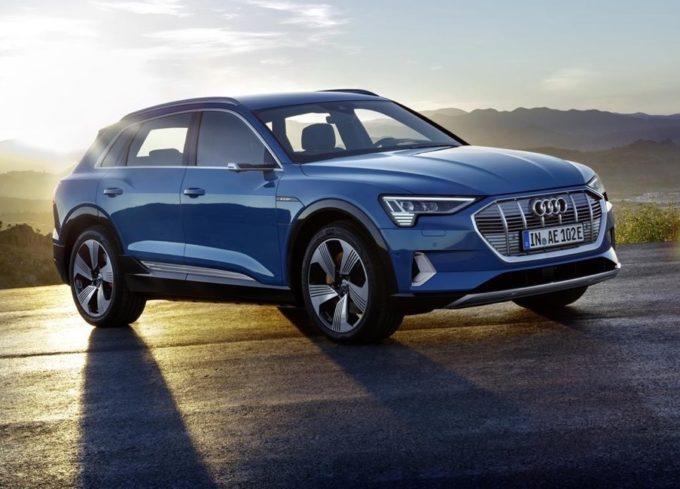 Audi e-tron: panoramica del SUV elettrico dei Quattro Anelli [VIDEO]
