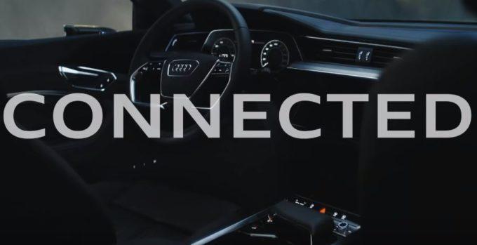 Audi e-tron: nuovi dettagli di esterni e abitacolo [VIDEO TEASER]