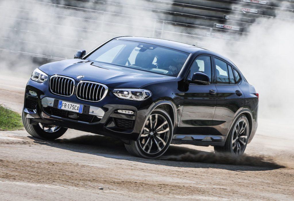 BMW X4 MY 2019: VIDEO della presentazione nazionale