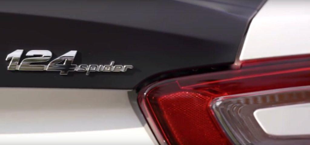 Fiat 124 Spider Abarth: VIDEO TEASER del nuovo modello